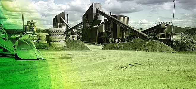 Minerals Quarry, South of England